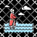 Jesus Walking On Water Jesus Walking Icon