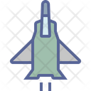 Force Aircraft War Icon