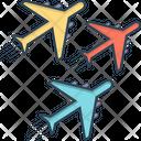 Jet Exhibit Reactivity Icon