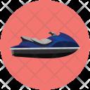 Jet Ski Jetski Icon