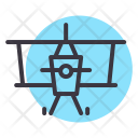 Jet Aircraft Fly Icon