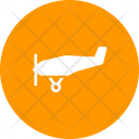 Jet Aircraft Airplane Icon
