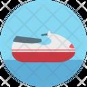 Jet Boat Icon