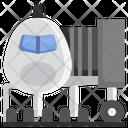 Jet Bridge Icon