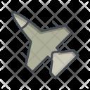 Jet Plane Icon