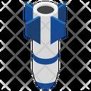 Jet Propeller Ammunition Shell Icon