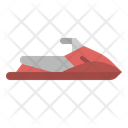 Jet Ski Watercraft Icon