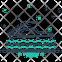 Jet-ski Icon