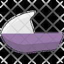 Banana Boat Watercraft Icon