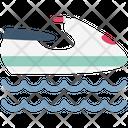 Jet Boat Water Boat Water Motorbike Icon
