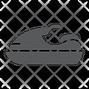 Jet Ski Transport Icon