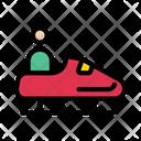 Jet Ski Ice Icon