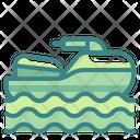 Jetski Sea Scooter Icon