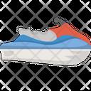 Jetskiing Icon
