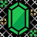 Jewel Rupee Game Icon