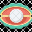 Jewel Pearl Precious Icon