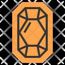 Jewel Jewelry Gemstone Icon