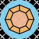 Jewel Gem Diamond Icon