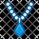 Jewellery Jewelry Necklace Icon