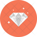 Jewellery Diamond Bright Icon