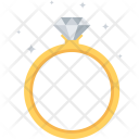 Jewellery Diamond Ring Icon
