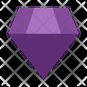 Jewelry Diamond Sapphire Icon