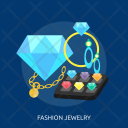 Jewelry Diamond Dress Icon