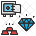 Jewelry Locker Icon