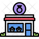 Shop Jewelry Building Icon