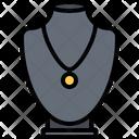 Jewelry Showcase Icon
