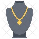 Dummy Bust Necklace Icon