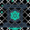 Jewish Jew Hebrew Icon