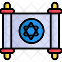 Jewish Judaism Religion Icon