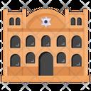 Temple Synagogue Temple Building Jewish Synagogue Icon
