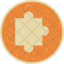 Jigsaw Puzzle Concept Icon