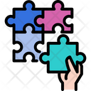 Puzzle Jigsaw Game Icon