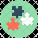 Jigsaw Puzzle Piece Icon