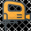 Jigsaw Tool Tools Icon