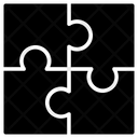 Jigsaw Blocks Puzzle Icon