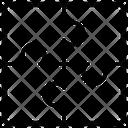 Jigsaw Strategy Pieces Icon