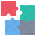 Jigsaw Game Puzzle Icon