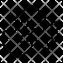 Jigsaw Puzzle Piece Brainteaser Icon
