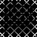Jigsaw Cutter Carpenter Icon
