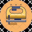 Jigsaw Work Tool Icon