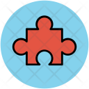 Jigsaw Puzzle Confusion Icon