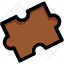 Puzzle Teamwork Symbol Icon