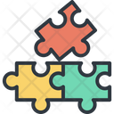 Jigsaw Solution Business Icon