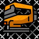 Saw Jigsaw Puzzle Icon