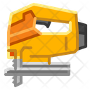 Jigsaw Machine Icon