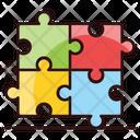 Puzzle Jigsaw Puzzle Jigsaw Icon